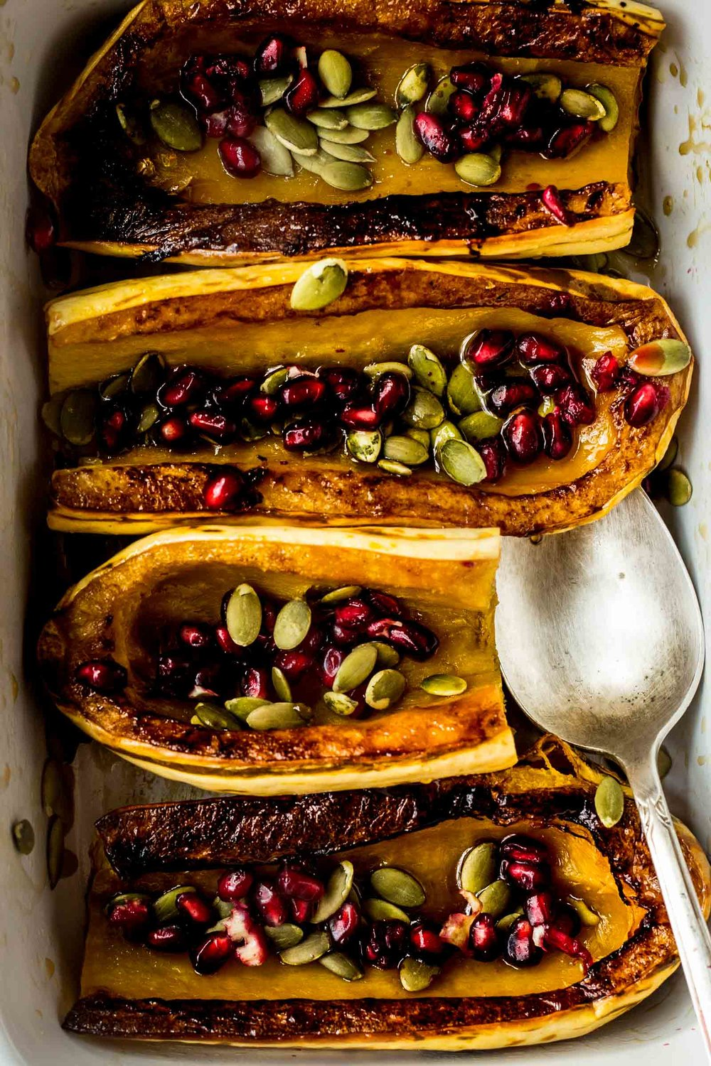 Honey Mustard Glazed Squash