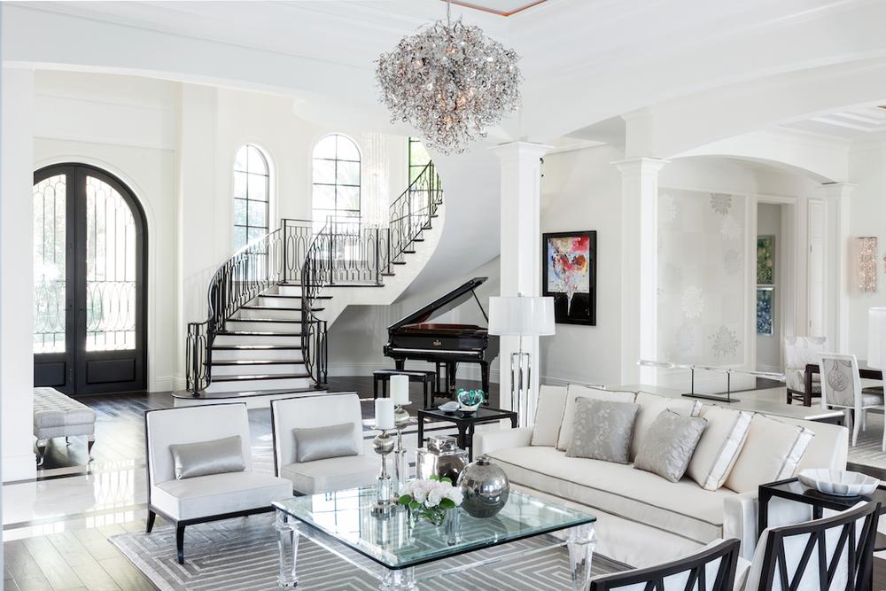HOLLYWOOD INTERIORS Interior Designers Los Angeles Interior