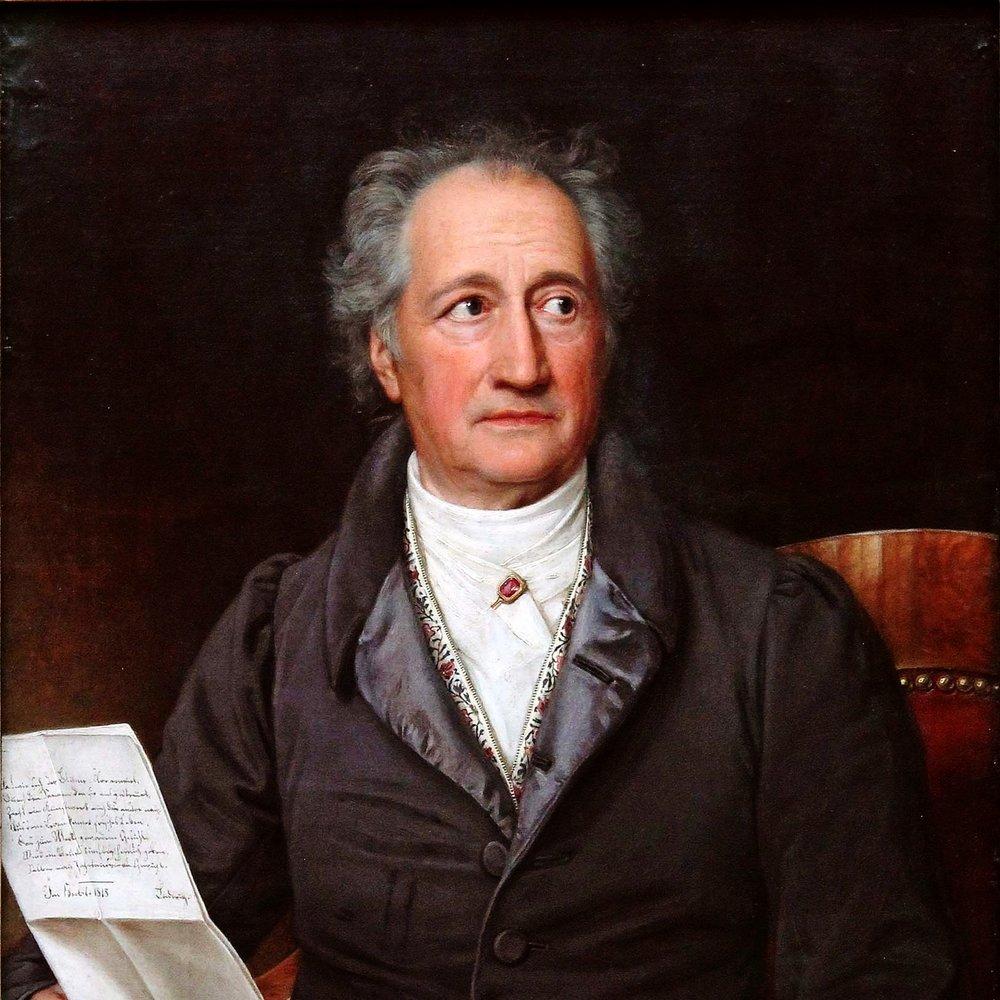 Une science goethéenne - Johann Wolfgang von Goethe (1749-1832), le célèbre poète et penseur allemand, surtout connu en France pour son oeuvre théâtrale majeure: Faust (1&2), s'est aussi consacré à l'étude de la nature. Il a été le pionnier d'une méthode d'observation qui l'amenèrent à tirer des conclusions différentes des conceptions scientifiques courantes au sujet de la nature des couleurs et de la compréhension du vivant. Cette approche forme la base d'une méthode scientifique que Rudolf Steiner développa toute sa vie, jusqu'à la création du Goetheanum (Maison de Goethe). Une science goethéenne (ou anthroposophique) cherche à pratiquer cette connaissance de la vie et de l'humain qui aide ce dernier à travailler et créer en respectant l'harmonie du vivant et sa propre dignité.