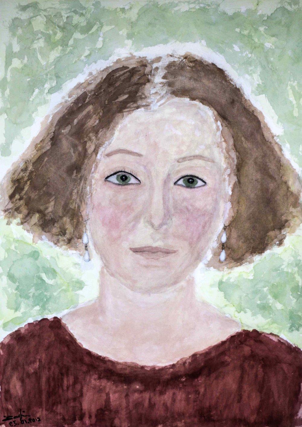 Anna par Ménélic