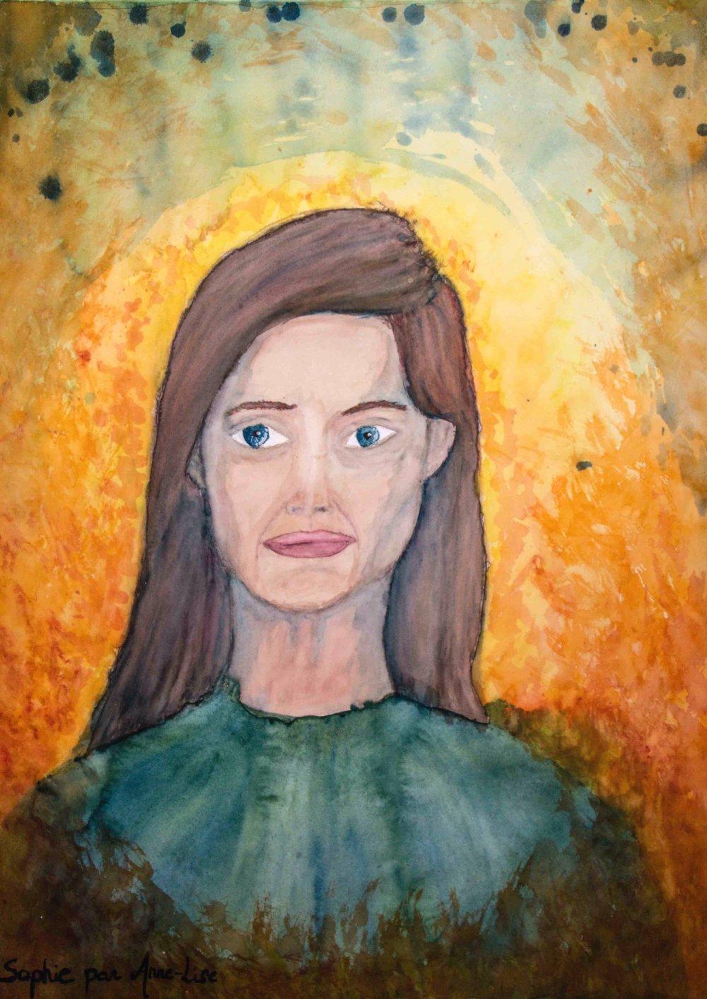 Sophie par Anne-lise