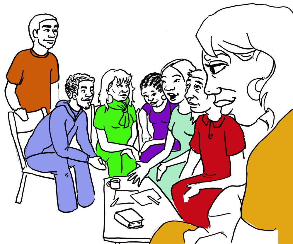 Once I knew everyone's class indicators and I re-read the transcripts and notes of the meetings -- and it was like putting on 3D glasses. Class patterns popped out!  I could see that people of different classes tended to speak differently, had different group process preferences, responded to conflict differently. Of course there were exceptions,  personality differences within each class, and sometimes race or gender patterns were clearer than class patterns – but over and over I found specifically class culture differences.  One reason was that the 25 groups were in 6 different movement traditions with different class roots. But individuals carried their own class cultures into whatever group they joined as well. Most groups face similar problems – inactive members, internal conflicts,   people who talk too much in meetings – but the solutions tend to vary depending on class and movement tradition.