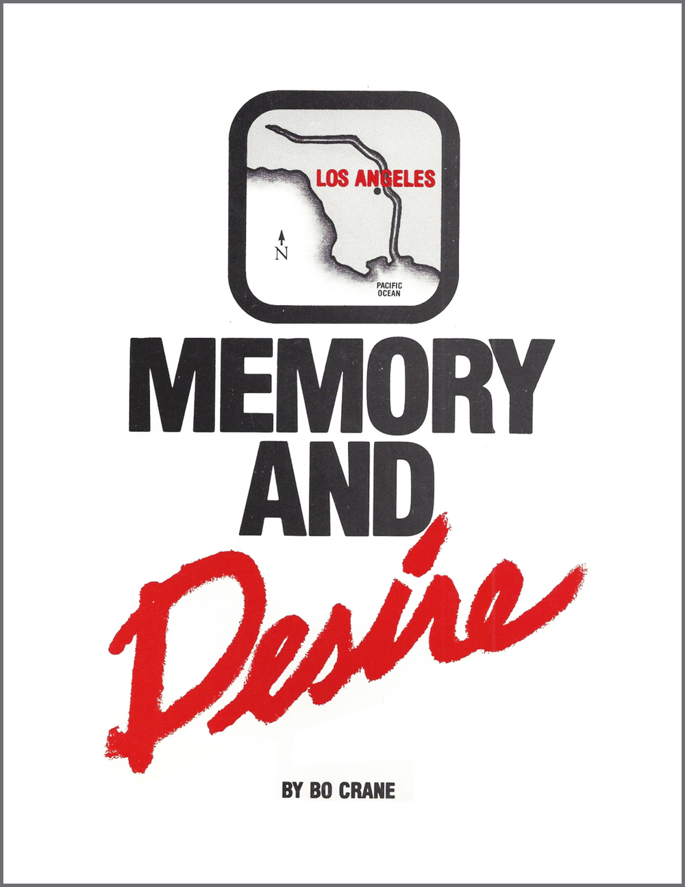 Memory and desire by bo crane
