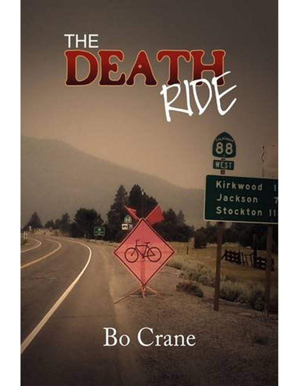 the death Ride by Bo Crane