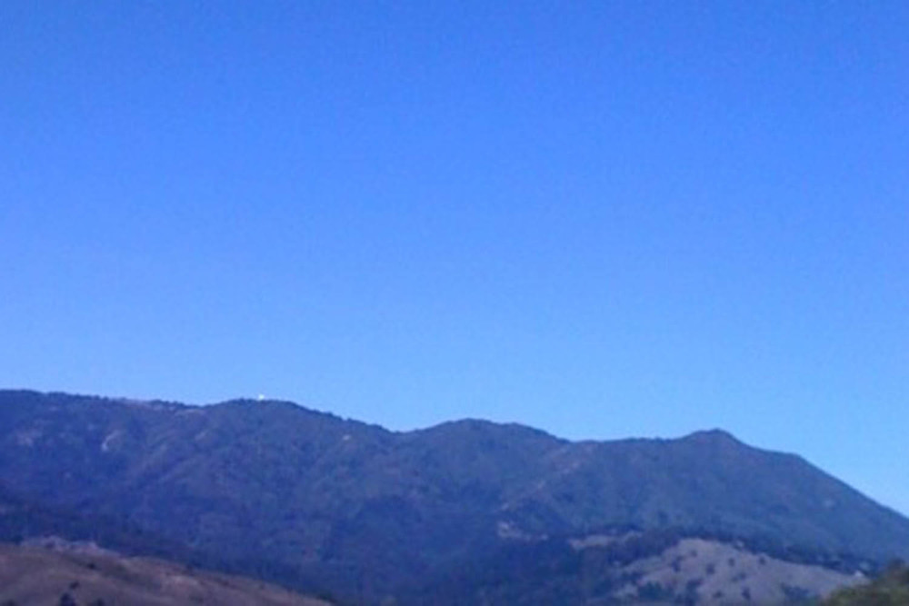 Mt. Tamalpias