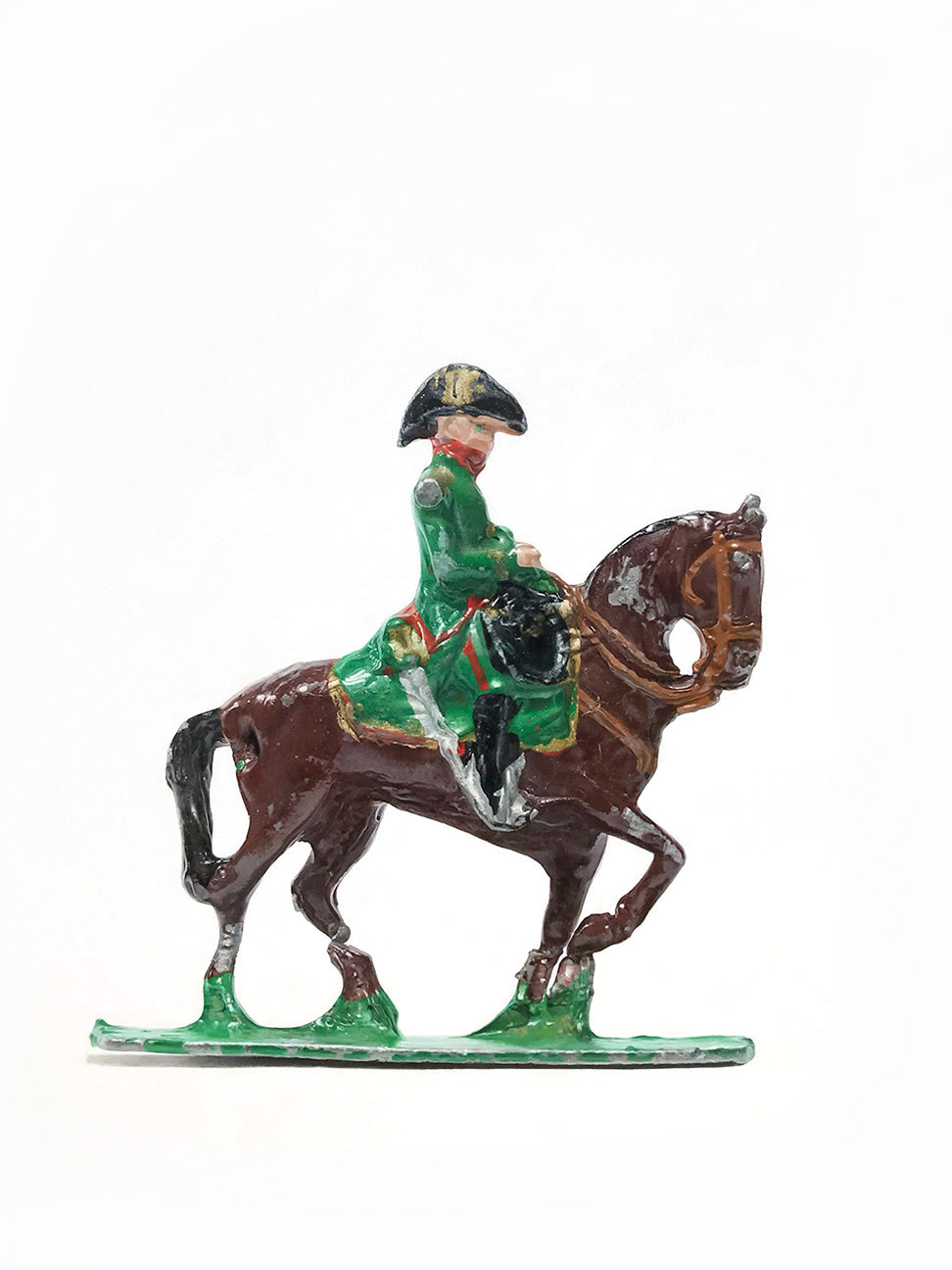 """Unknown Cavalry Officer"""