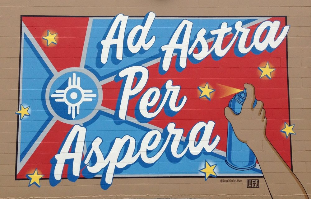 """Ad Astra"" Lupoli, 2017;Shamrock Development."