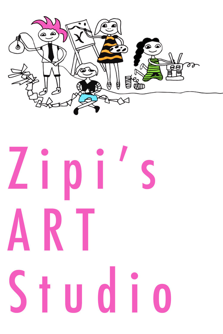 Zipi's ART studio for KIDS