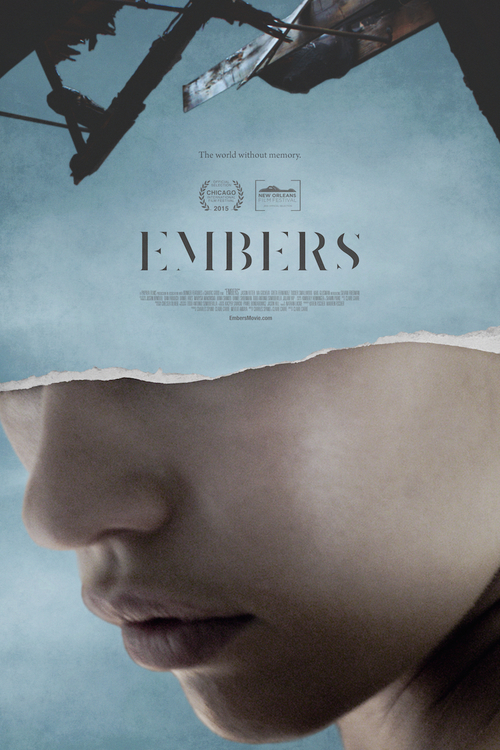 EMBERS TEASER TRAILER    Screenanarchy  exclusive trailer via  Twitch  featuring music from our score