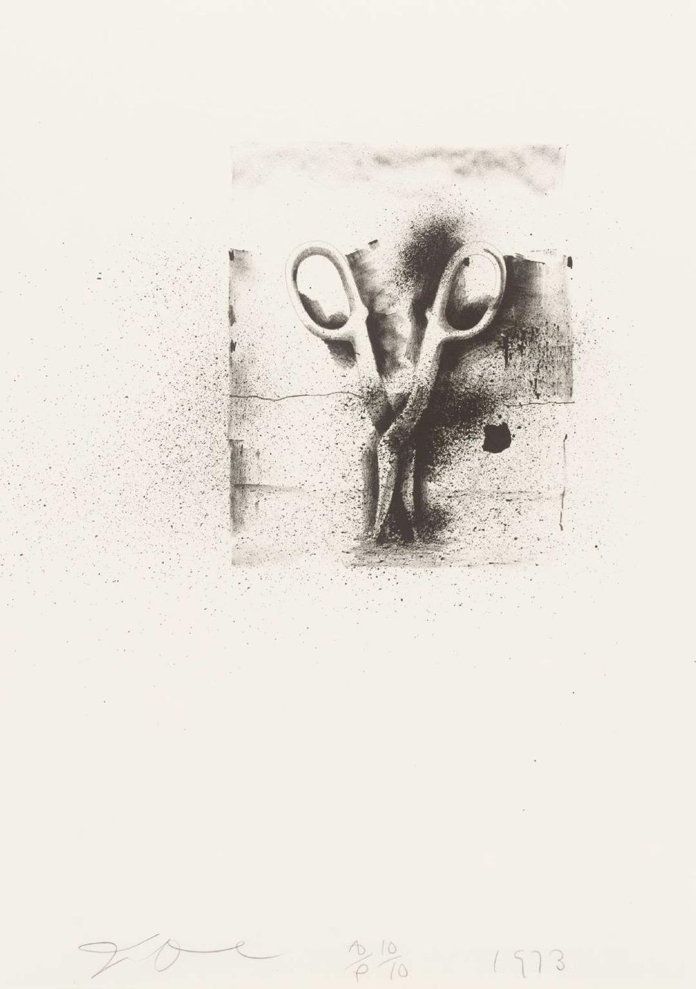 Jim Dine, 'No Title'