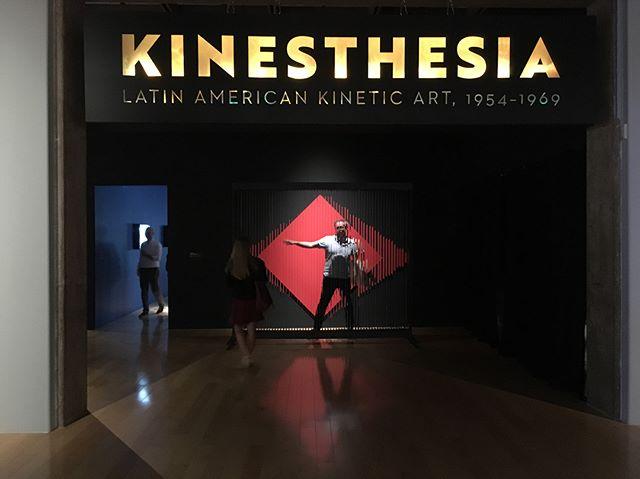 Palm Springs Art Museum . . . #art #museum #latinamericanart #kineticart #kinesthesia #culture #artblog #magazine