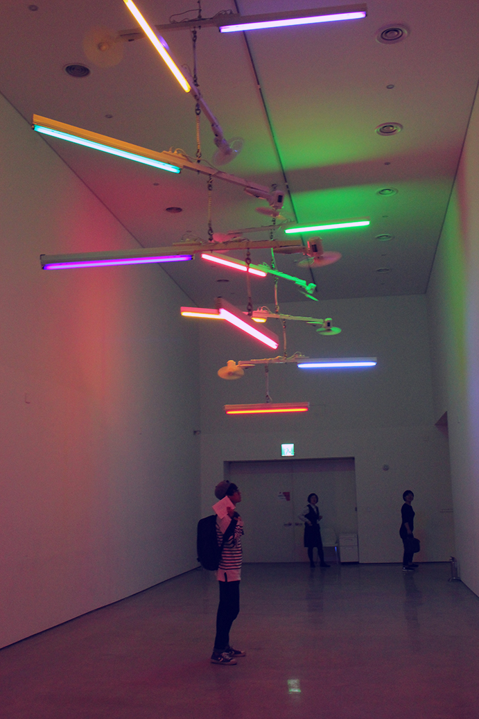 Spectra (double) by Ross Manning