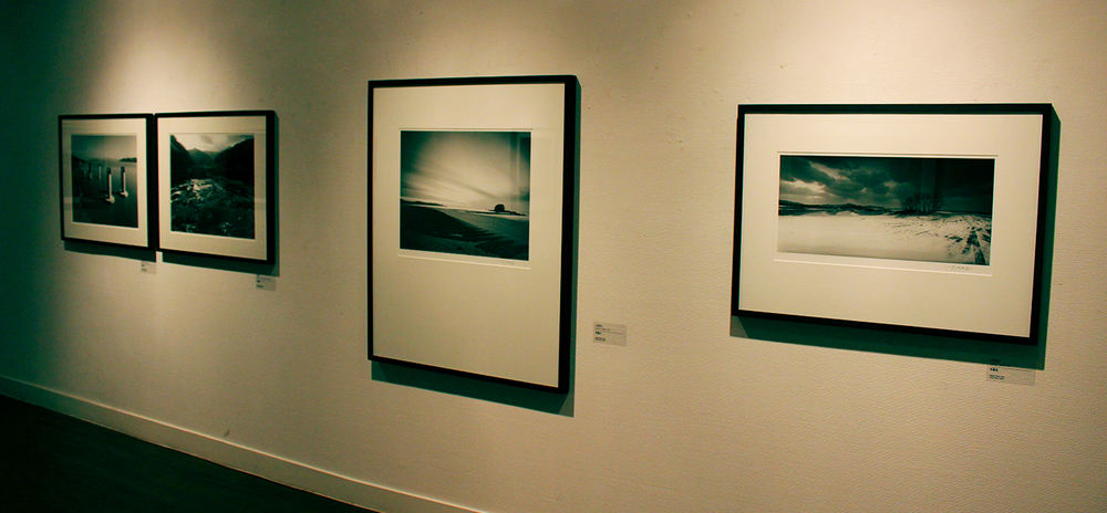 Installation view of Park Hong Soon