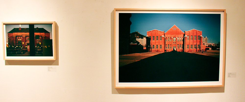 Installation views of Lee Jae Gab