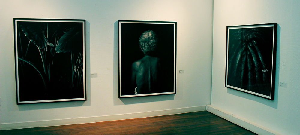 Installation view of Chang Sook