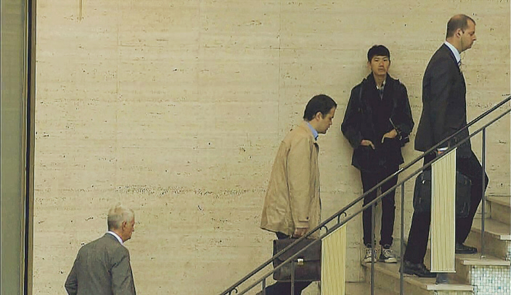 """Chien-Cheng Hou / All the Others (hidden camera) 10'16"""". Image copyright of Chien-Cheng Hou."""