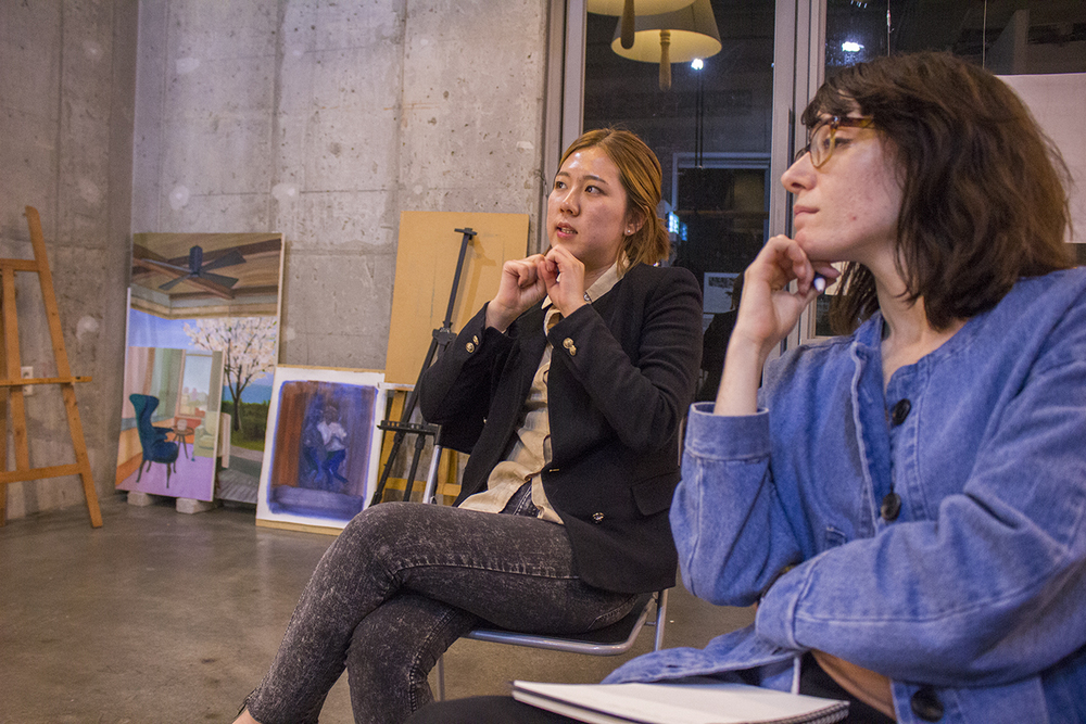Studio Gongjoong is an ideal setting to create, eat, hang-out, and socialize with contemporary Korean artists and engage with contemporary Korean culture.