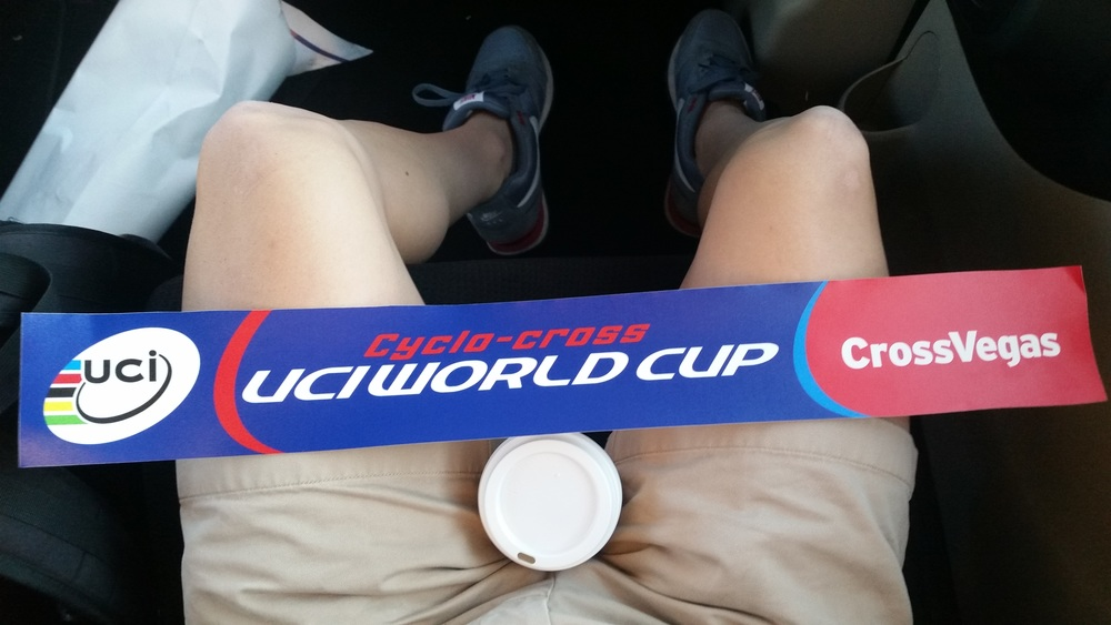 Off to the FIRST World Cup in America!