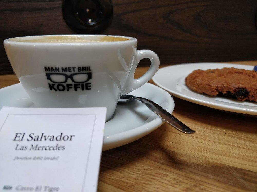 koffie & cookie
