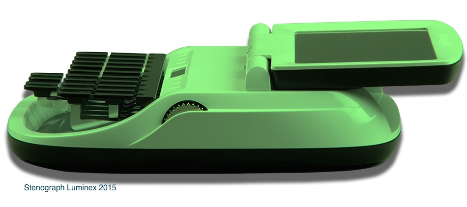 luminex stenograph machine