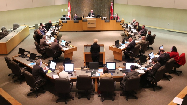 Sudbury City Council