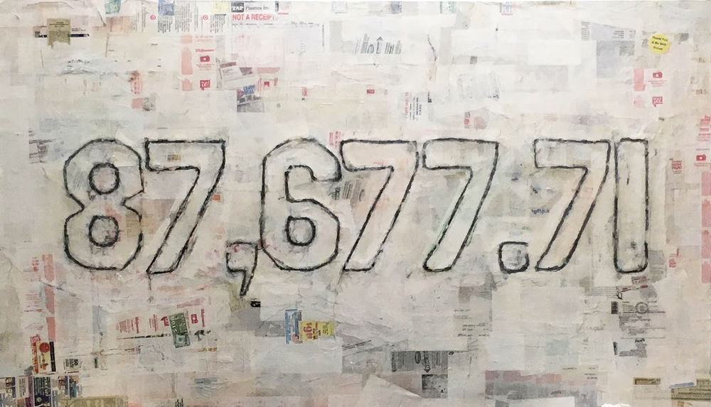 "Joshua Hashemzadeh | 86,677.71 | 36"" x 60"" 
