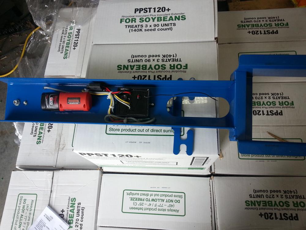 Seed Slide Battery
