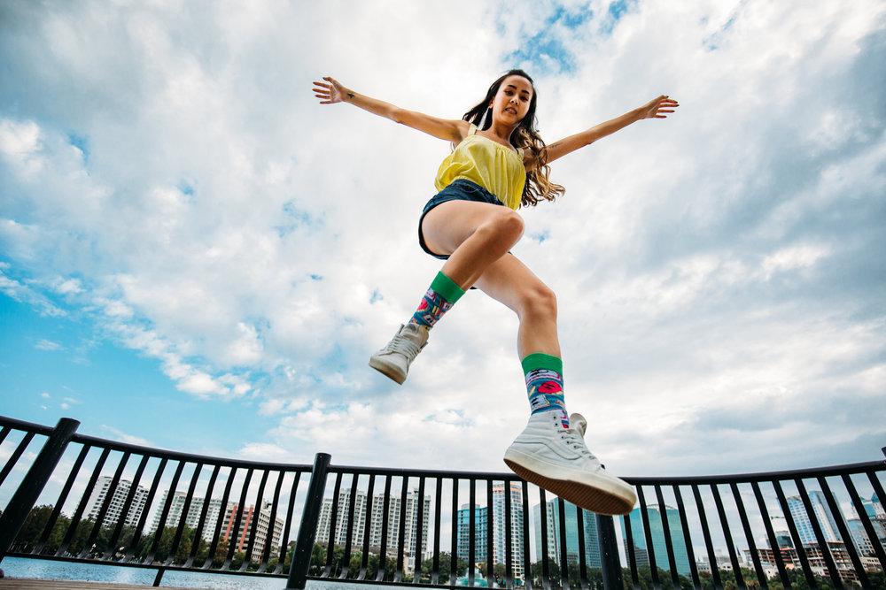 Happy Socks-Portrait-Steve Aoki-Kal Visuals-Orlando-Photographer
