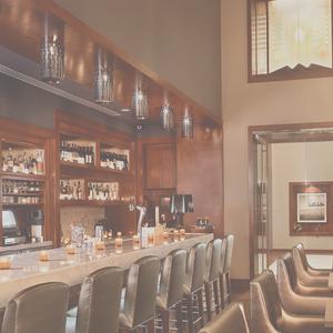 Second Bar + Kitchen