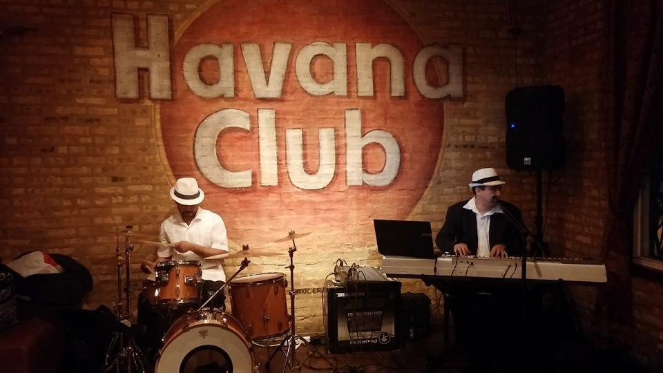 Mambo Fino perform live at Paladar Cuban Restaurant and Rum Bar in Chicago Illinois