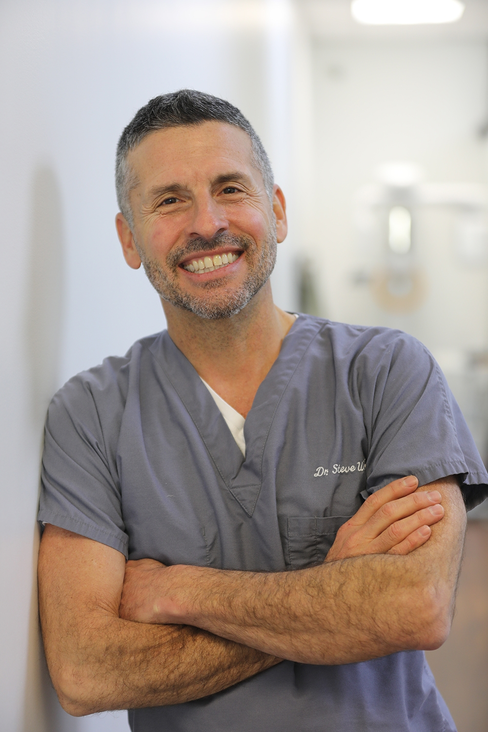 Dr. Steve L. Wolf - Esthetic Periodontist & Implant Surgeon