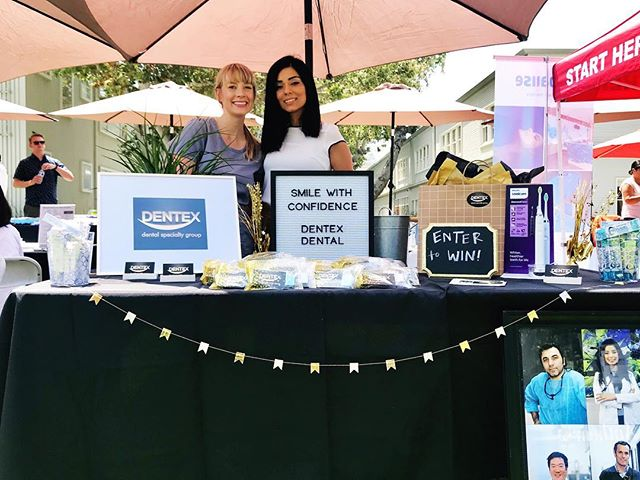 It was great connecting with our neighbors in Playa Vista this week! We were so happy to meet all of you! @72andsunny_