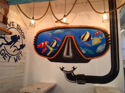 Little Miss Dive Shop, Adelaide