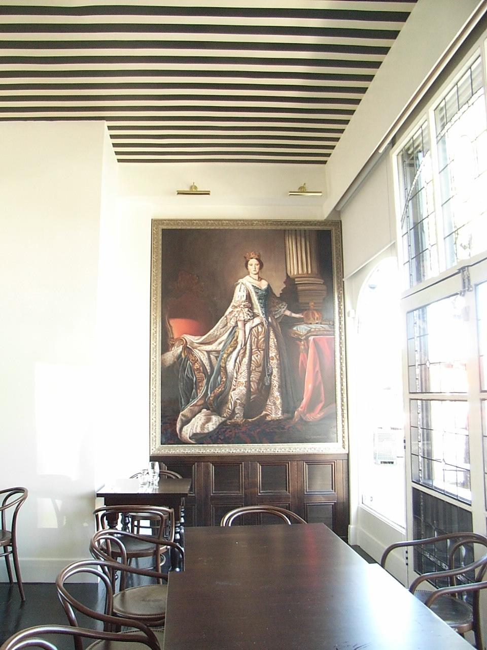 Queen Victoria, British India