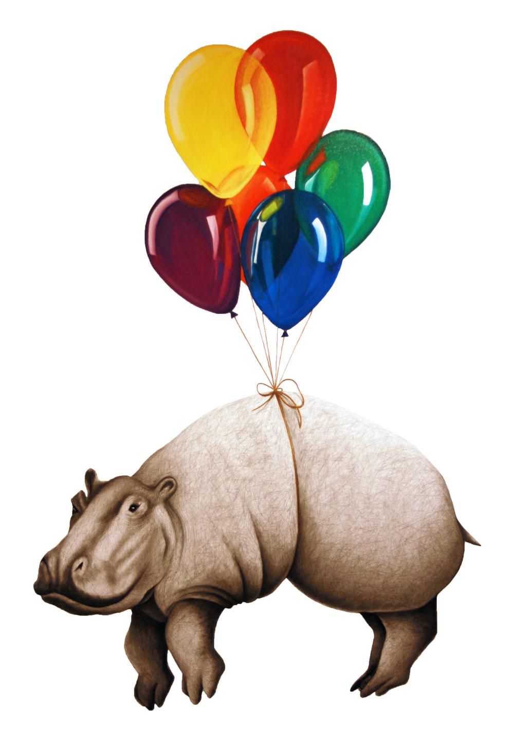 Bubbly Hippo