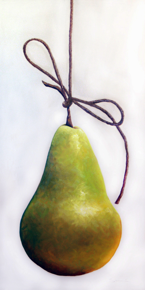 Hanging Pear