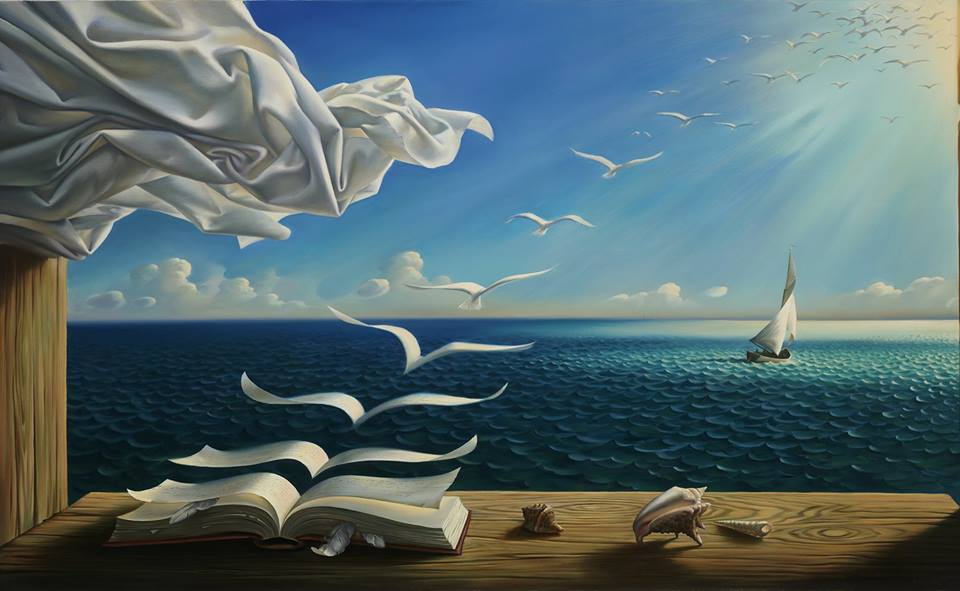the open book stephen h provost