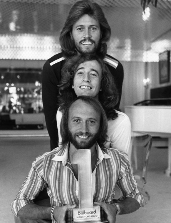 The Bee Gees, 1977