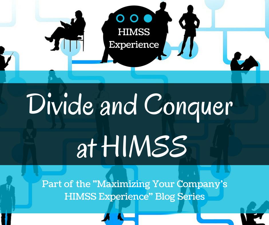 Divide-and-Conquer-at-HIMSS
