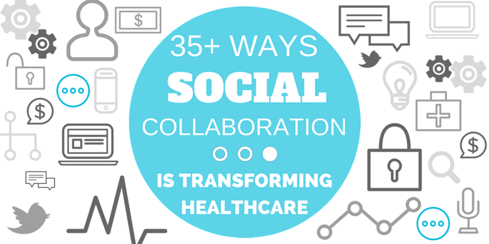 eBook: 35+ Ways Social Collaboration is Transforming Healthcare