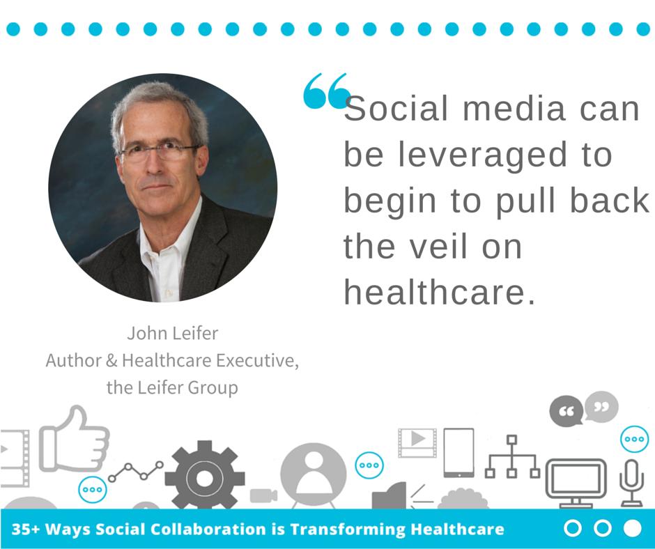John Leifer Social Collaboration