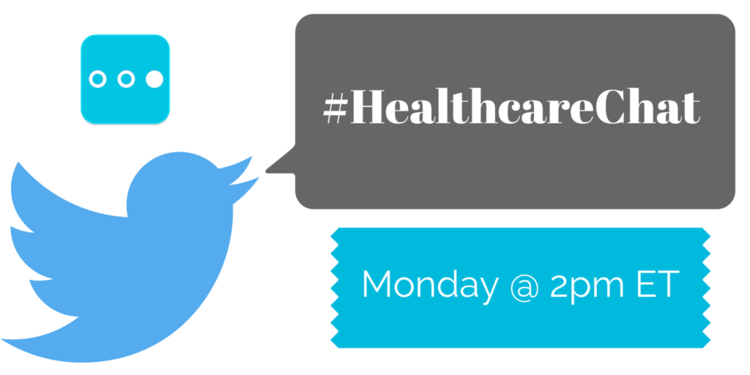 #HealthcareChat Image