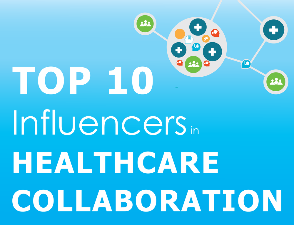 Next Wave Connect's Top 10 Influencers in Healthcare Collaboration