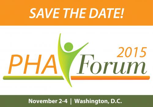 PHA Forum 2015