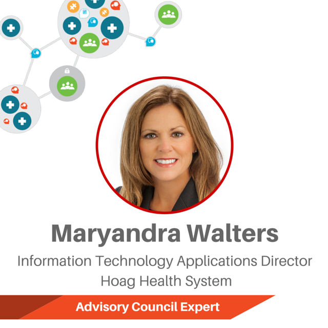 Meet Advisory Council Expert, Maryandra Walters