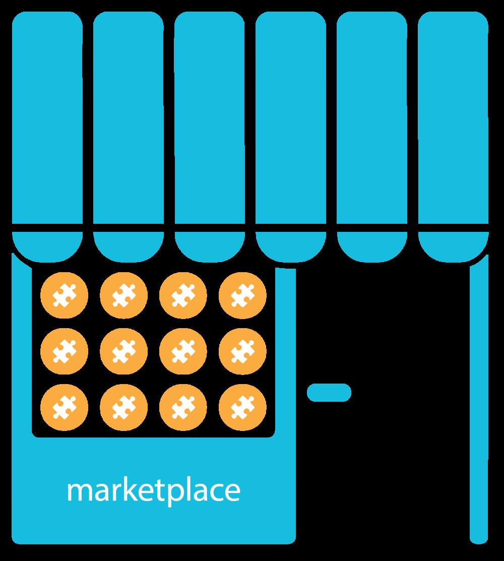 Next Wave Connect Marketplace