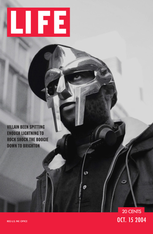 MF Doom (via Tumblr)