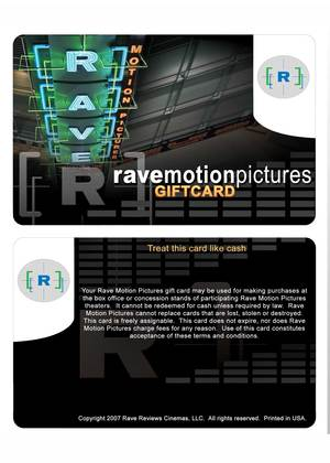 Design the creative spin the creative spin rave motion pictures gift card negle Images