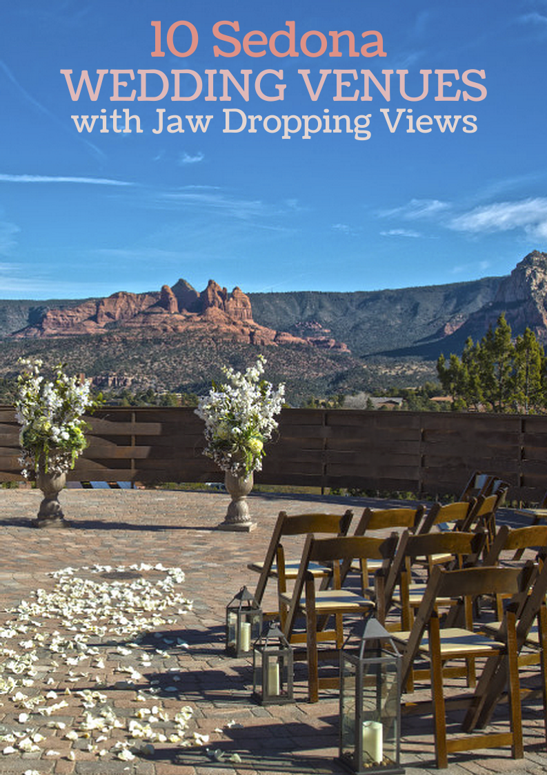 10 sedona wedding venues