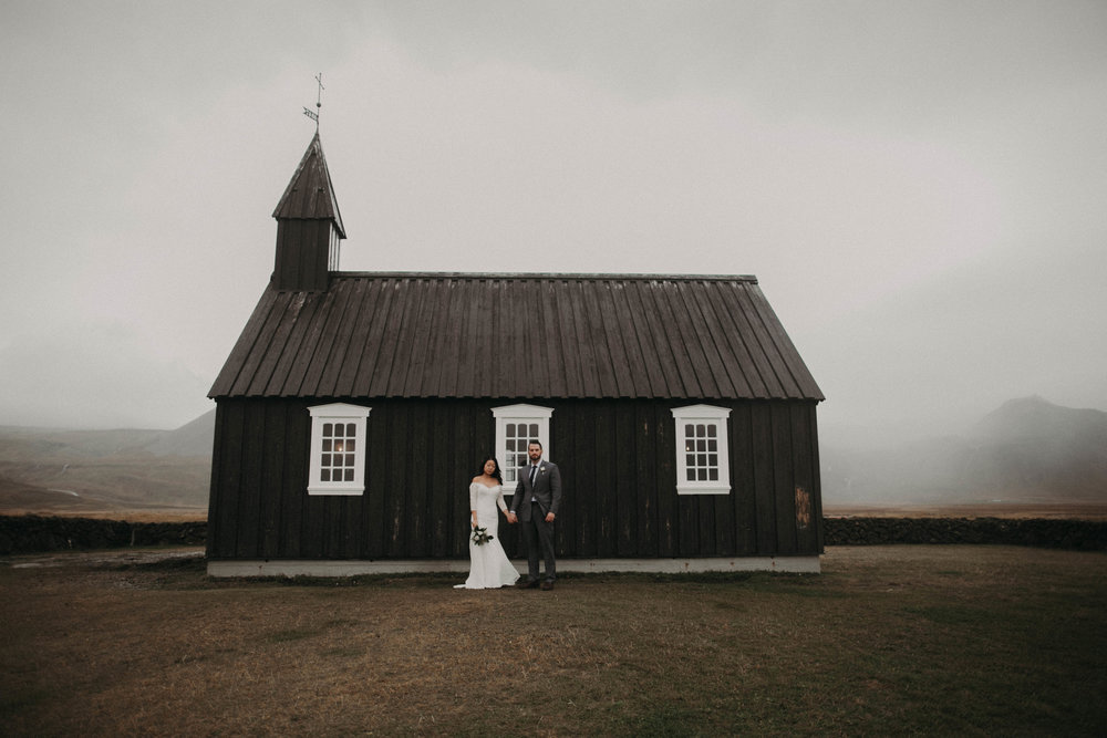 Anna & Dane - IcelandAnother one of my favorite elopements. I can't put my finger on it but it felt quiet. Does that even make sense? It was a quiet elopement. The love was intimate, there was no one around, and the weather made the mood serene. I could have spent hours and hours with them just capturing Anna and Dane being simply them.